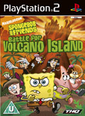 SpongeBob SquarePants & Friends: Battle for Volcano Island (AKA Nicktoons: Battle for Volcano Island)