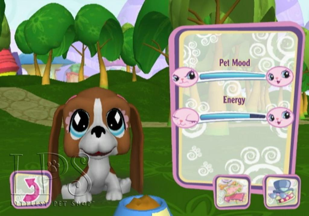 Игру Littlest Pet Shop