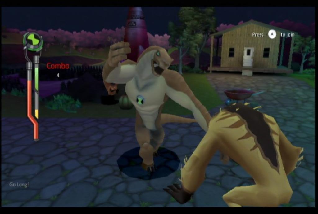 Игру Ben 10 Alien Force Game Creator